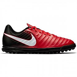 Nike TIEMPOX RIO IV TF JR čierna 2.5Y - Detské kopačky