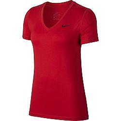 Nike TOP SS VCTY W červená XL - Dámske tričko