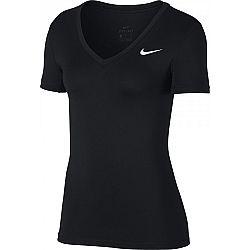 Nike TOP SS VCTY W oranžová S - Dámske tréningové tričko
