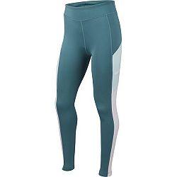 Nike TROPHY TIGHT G zelená XL - Dievčenské legíny