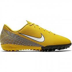 Nike VAPOR 12 ACADEMY GS TF JR žltá 1Y - Detské turfy
