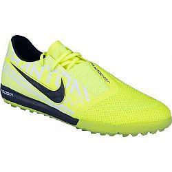 Nike ZOOM PHANTOM VENOM PRO TF svetlo zelená 9.5 - Pánske turfy
