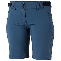 Northfinder ASHLYNN modrá L - Dámske šortky