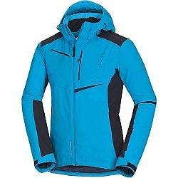 Northfinder BOOKER modrá S - Pánska lyžiarska bunda