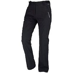 Northfinder GERONYA čierna S - Dámske softshellové nohavice