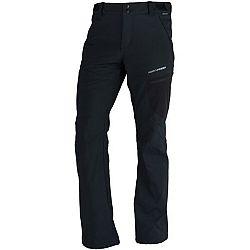 Northfinder GINEMON čierna L - Pánske softshellové nohavice