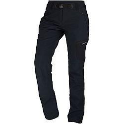 Northfinder GINEMONLA čierna M - Dámske softshellové nohavice