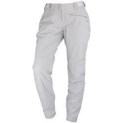 Northfinder GORANNEWA sivá XS - Dámske softshellové nohavice