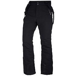 Northfinder LIFTIN čierna M - Pánske softshellové nohavice