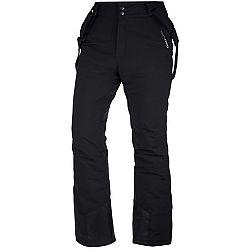 Northfinder LINGA čierna XL - Dámske softshellové lyžiarske nohavice