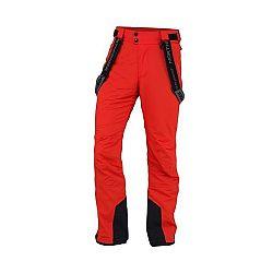 Northfinder WESTIN červená M - Pánske nohavice