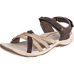 Numero Uno VICKY L zelená 38 - Dámske sandále