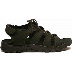 Numero Uno VULCAN M hnedá 42 - Pánske trekové sandále