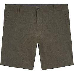 O'Neill HM CHINO HYBRID SHORTS tmavo šedá 38 - Pánske šortky