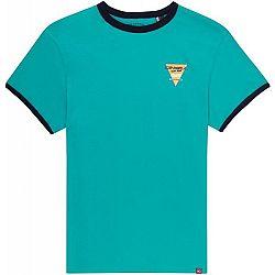 O'Neill LB BACK PRINT S/SLV T-SHIRT modrá 128 - Detské tričko