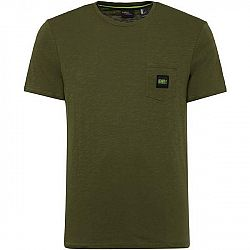 O'Neill LM THE ESSENTIAL T-SHIRT zelená XXL - Pánske tričko