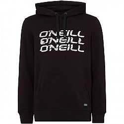 O'Neill LM TRIPLE ONEILL HOODIE čierna M - Pánska mikina