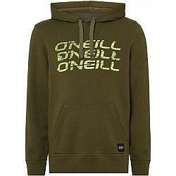 O'Neill LM TRIPLE ONEILL HOODIE hnedá XL - Pánska mikina