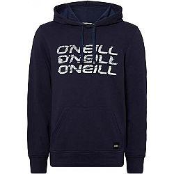 O'Neill LM TRIPLE ONEILL HOODIE tmavo modrá XXL - Pánska mikina