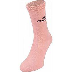 O'Neill LUREX STRIPE 2P ružová 35 - 38 - Dámske ponožky
