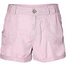 O'Neill LW 5PKT DRAPEY SHORTS ružová 30 - Dámske šortky