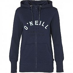 O'Neill LW EASY FANTASTIC FZ HOODIE tmavo modrá M - Dámska mikina