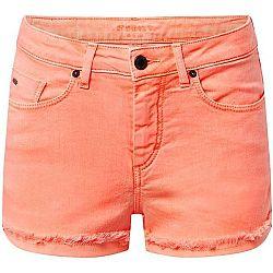O'Neill LW ESSENTIALS 5 POCKET svetlo ružová 31 - Dámske šortky