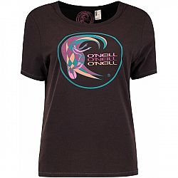 O'Neill LW REISSUE LOGO T-SHIRT fialová XS - Dámske tričko