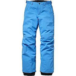 O'Neill PB ANVIL PANTS modrá 170 - Chlapčenské snowboardové/lyžiarske nohavice