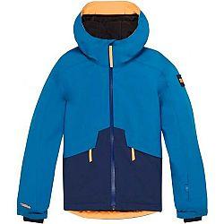 O'Neill PB QUARTZITE JACKET modrá 152 - Chlapčenská snowboardová/lyžiarska bunda
