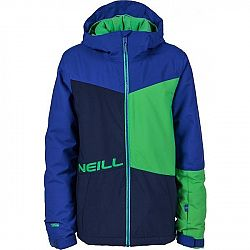 O'Neill PB STATEMENT JACKET tmavo modrá 128 - Chlapčenská lyžiarska/snowboardová bunda