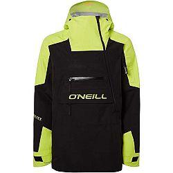 O'Neill PM GTX 3L PSYCHO TECH ANORAK čierna XL - Pánska snowboardová/lyžiarska bunda