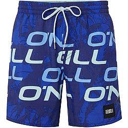 O'Neill PM STACKED SHORTS tmavo modrá S - Pánske šortky do vody