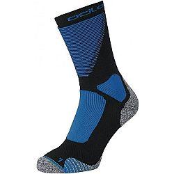 Odlo CERAMIWARM XC modrá 45-47 - Ponožky