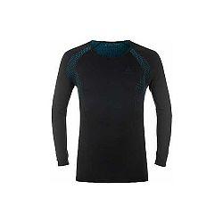 Odlo ESSENTIALS SEAMLESS LIGHT SHIRT L/S  L - Pánske funkčné bezšvové tričko