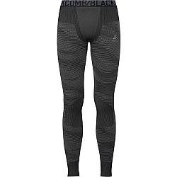 Odlo PERFORMANCE BLACKCOMB SUW PANT tmavo šedá S - Pánske funkčné spodné nohavice