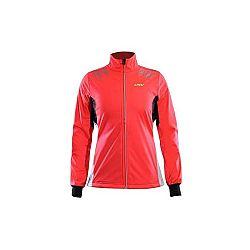 One Way SWOON 2 WO červená XS - Dámska bunda na bežky