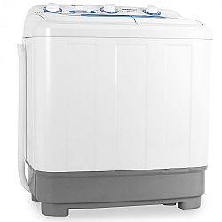 OneConcept DB004 mini práčka s odstreďovaním, 4,8 kg