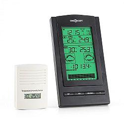 OneConcept Isfjorden, meteorologická stanica, alarm, prevádzka na batérie, 1 x bezdrôtový vonkajší senzor