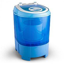 OneConcept SG003, 180 W, 2,8 kg, mini práčka, odstreďovanie, IPX4