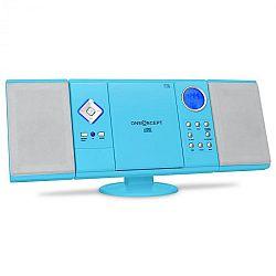 OneConcept V12 stereo sys., MP3 CD prehr., USB, SD, AUX, mod