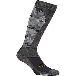 Picture CRISIS čierna 41/43 - Lyžiarske ponožky