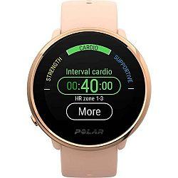 POLAR IGNITE čierna M/L - Multišportové hodinky s GPS a záznamom tepovej frekvencie