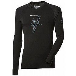 Progress E NDR BAMBUS BLACK čierna XXL - Pánske funkčné tričko