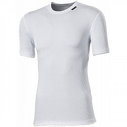 Progress MS NKR biela L - Pánske funkčné tričko