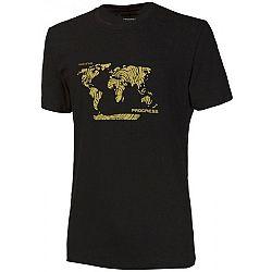 Progress OS BARBAR čierna M - Pánske tričko