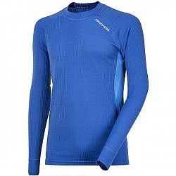 Progress SS ACTIVE LS M modrá XL - Pánske funkčné tričko