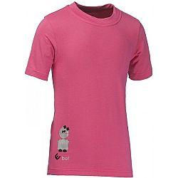 Progress SS ASPIRO ružová 152 - Detské funkčné tričko