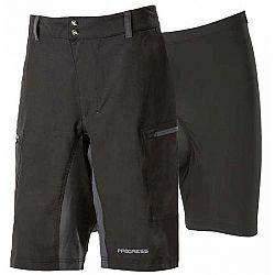 Progress SS MTB M čierna S - Pánske šortky