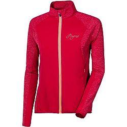 Progress STORM LADY červená S - Dámska bežecká bunda